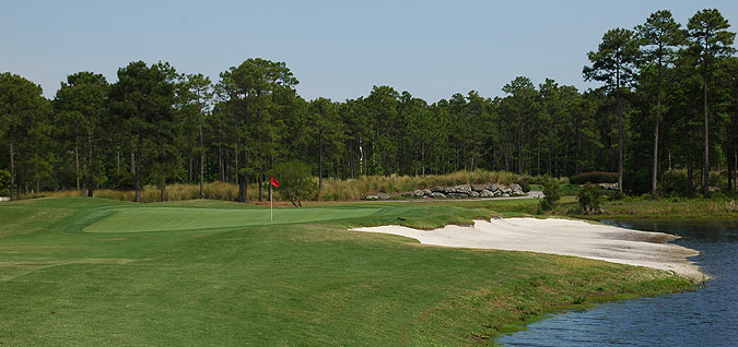 Myrtle Beach Golf Course Review